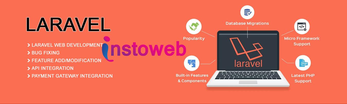 Laravel Web Development Services Company Bikaner